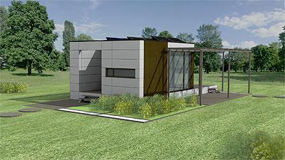 Construccion viviendas modulares