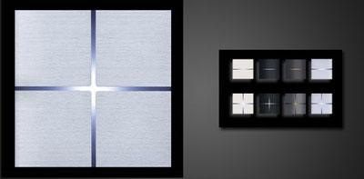 Basalte presentar en primicia en light building 2012 sus nuevos productos e innovaciones - Interruptores clasicos ...