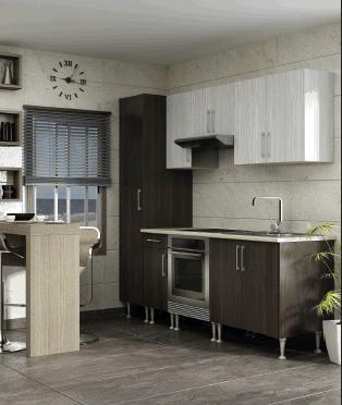 Finsa desarrolla conjuntamente con aki la nueva cocina - Aki grifos cocina ...
