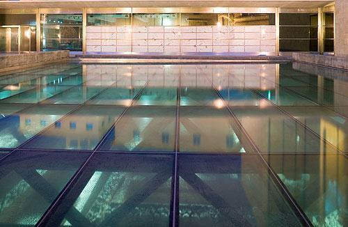 Suelos de cristal vetrolux espacios en vidrio - Suelo antideslizante exterior ...