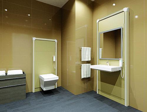 Sanimatic el sistema que permite regular la altura del wc for Altura de lavabo