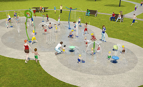 Parques Infantiles Isaba S A Noticias Construnario