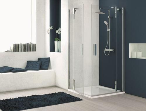 Nuevo programa de ducha ideal rain cube de ideal standard for Duchas modernas