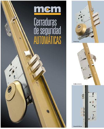Nueva serie de cerraduras automáticas MCM | Construnario.com