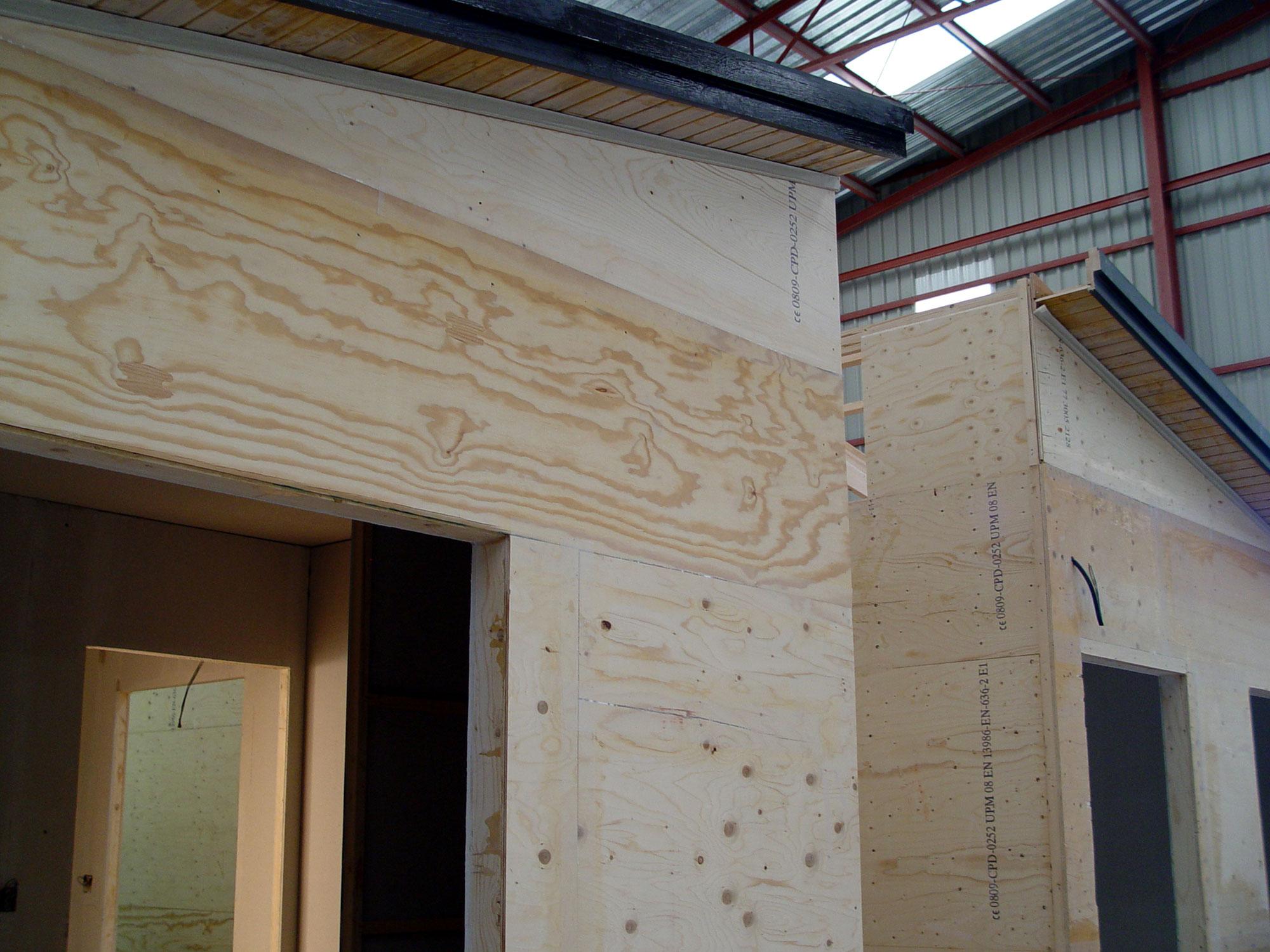 Industria vivienda y afccm redactar n un borrador de - Casas de madera alcorcon ...