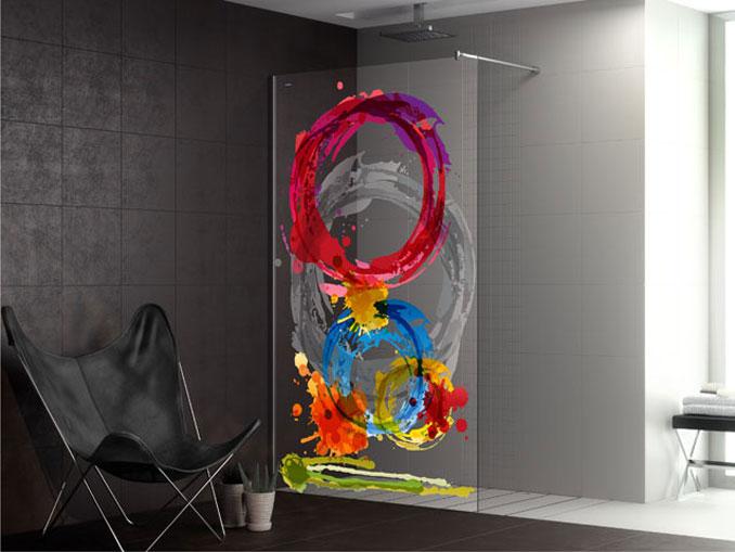 Personaliza tu mampara duscholux y convi rtela en una obra for Ideas para mamparas de ducha