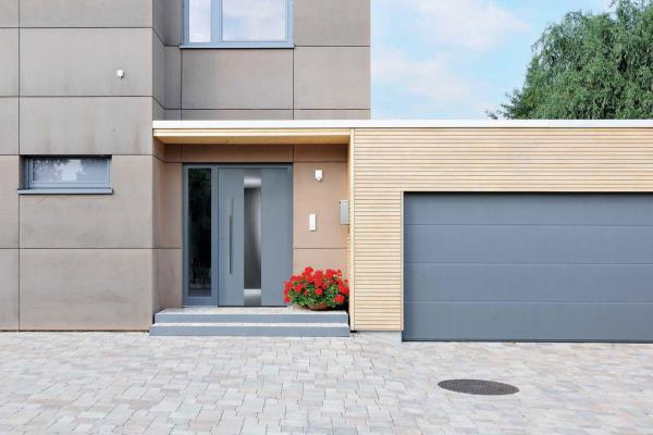 Thermocarbon y thermosafe nuevas puertas de entrada de - Paredes de vidrio exterior ...