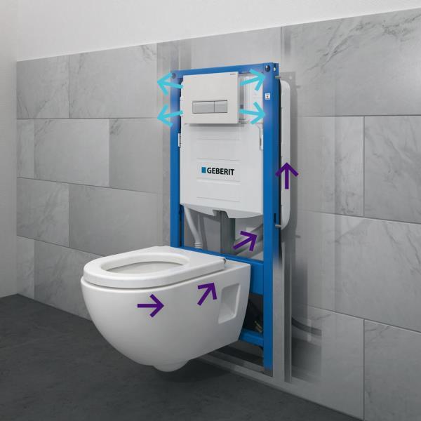 Extractor De Malos Olores Para Baño: de instalar Geberit DuoFresh, el sistema de extracción de olores que