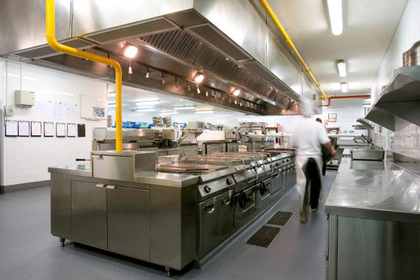 Altro la mejor opci n para un hotel de altura - Suelos para cocinas industriales ...