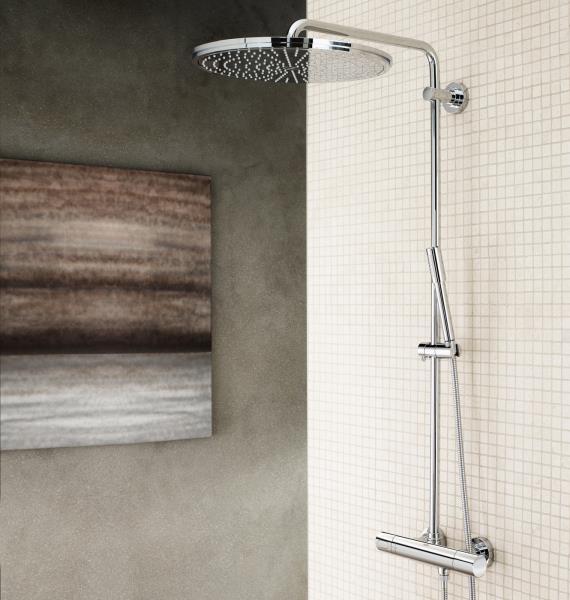 Los sistemas de ducha grohe good better the best for Griferia de ducha grohe