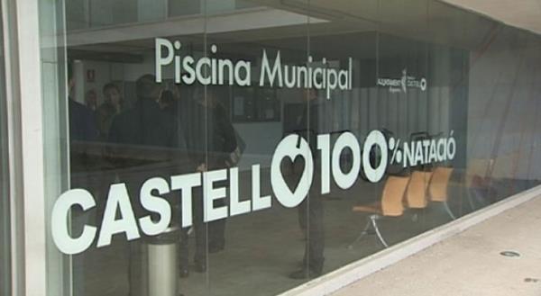 Piscina ol mpica pionera en eficiencia energ tica a nivel europeo gracias a los productos de - Piscina olimpica castellon ...