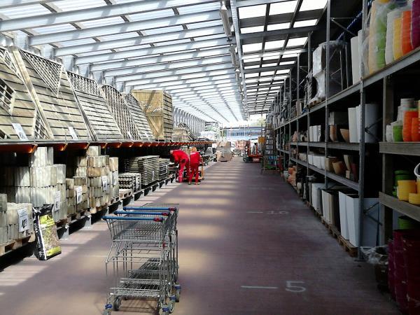 Fimal presentaci n clara de mercanc as y almacenamiento seguro - Empresas de materiales de construccion ...