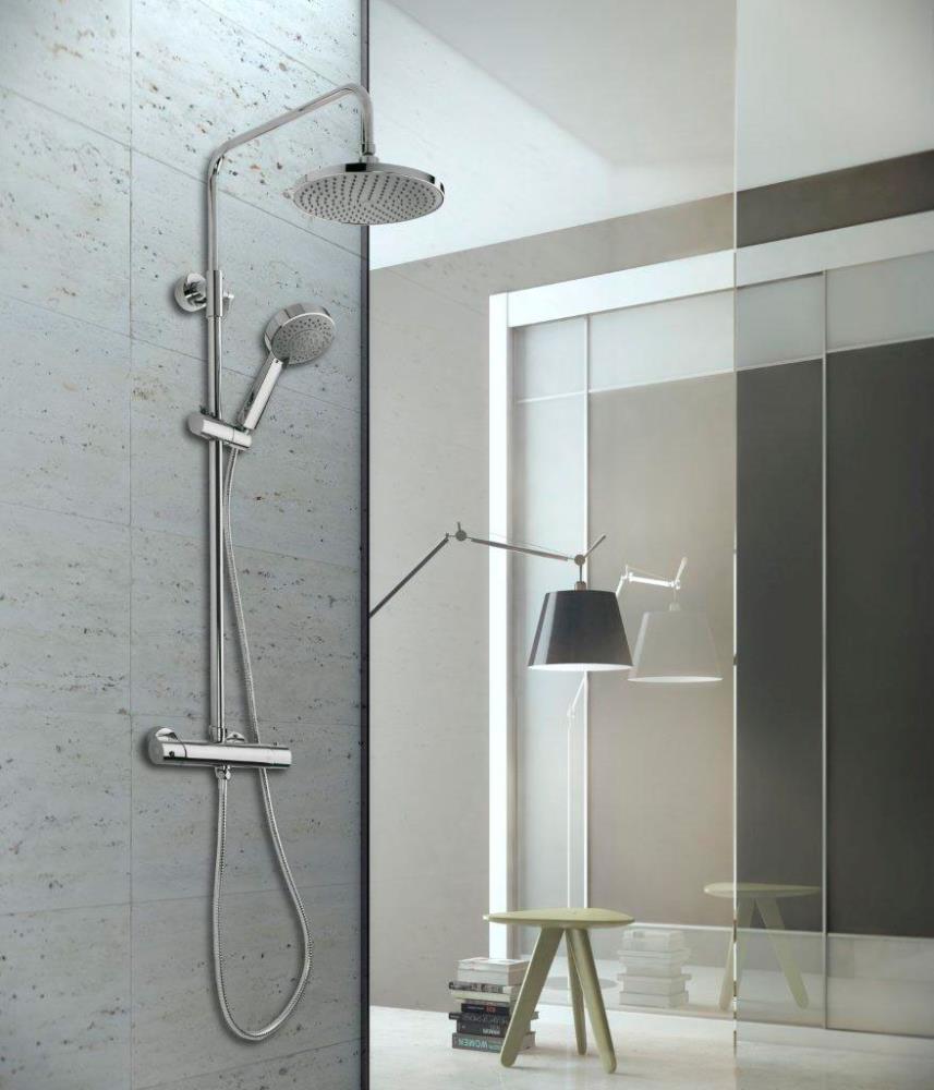 Griferia Vidrio Cascada Para Baño Diseno Elegancia:Nueva colección de grifería de Genebre