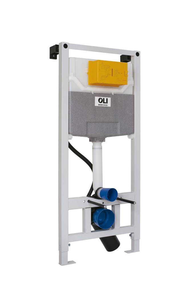 Como cambiar una cisterna fossil natura sin cisterna with for Cambiar mecanismo cisterna