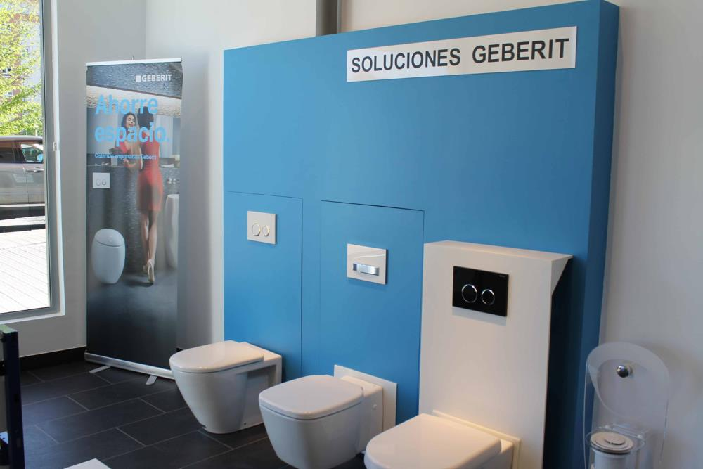Geberit presenta en bilbao sus innovaciones para el ba o - Danana interiores ...