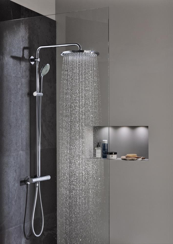 disfruta de una ducha doblemente envolvente con los. Black Bedroom Furniture Sets. Home Design Ideas