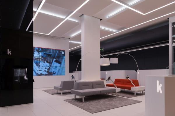 oficina flagship de kutxabank proyecto del a o 2016