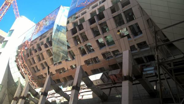 Aislamiento de ursa en el business park de madrid que ha for Axa oficinas centrales madrid