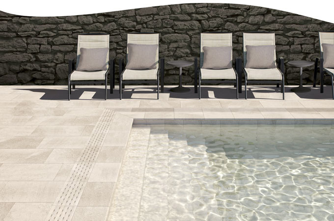 Nuevo sistema de coronación de piscina Creta de Cerámica Mayor ...