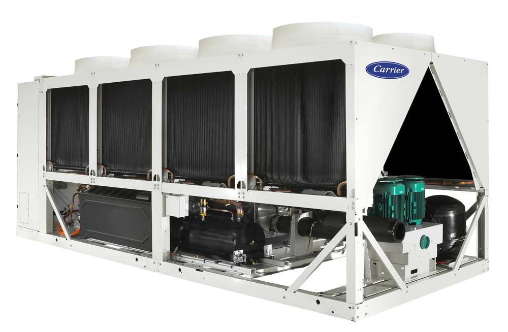Carrier presenta AquaForce® Vision 30KAV con Inteligencia Greenspeed™