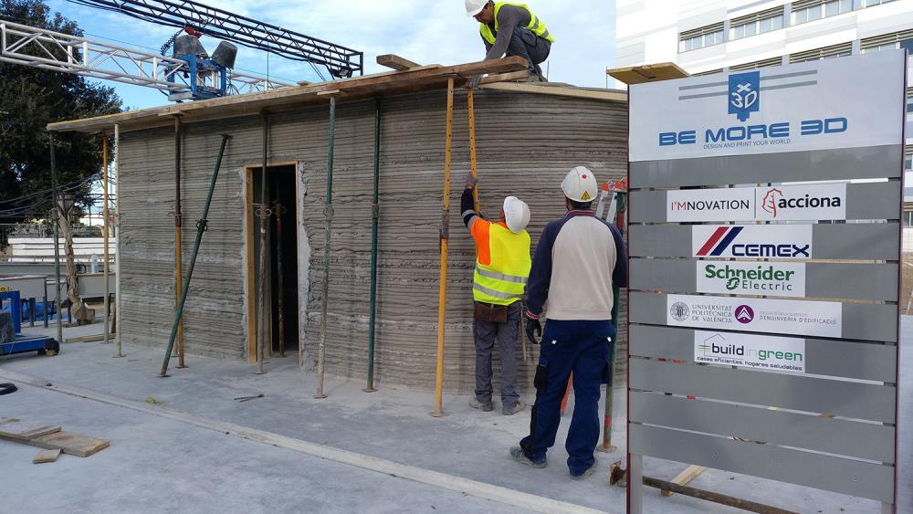 Schneider electric participa en la construcci n de la - Empresas construccion valencia ...