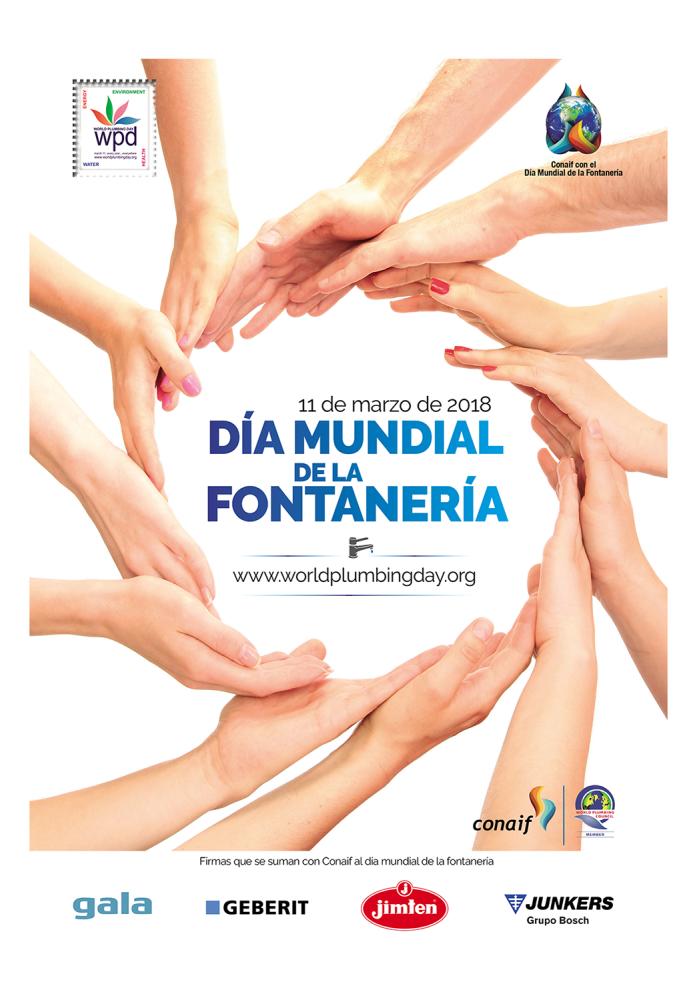 Conaif pone en valor la figura del fontanero en el Día Mundial de la ...