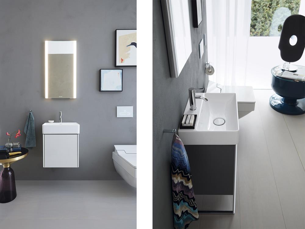Duravit ofrece soluciones e ideas para baños pequeños con su formato ...