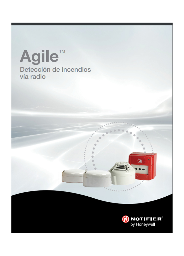 Detección sin ataduras con Agile de Notifier by Honeywell
