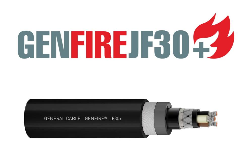 General Cable lanza Genfire® JF30+