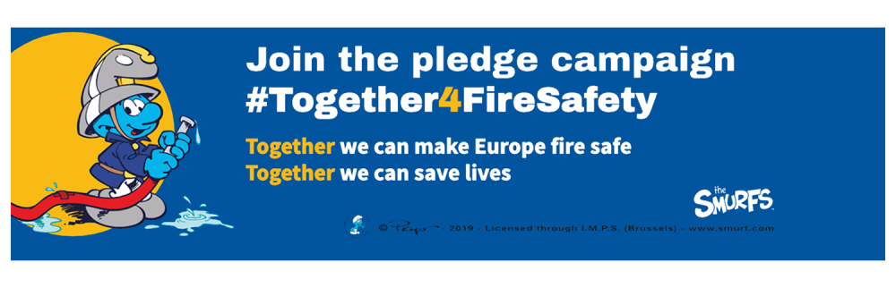 Knauf Insulation se une a la campaña #Together4FireSafet