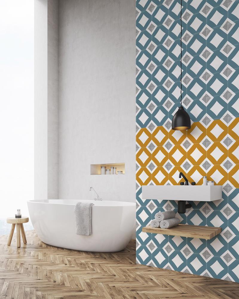 Actualiza el baño y la cocina con los azulejos adhesivos So ...
