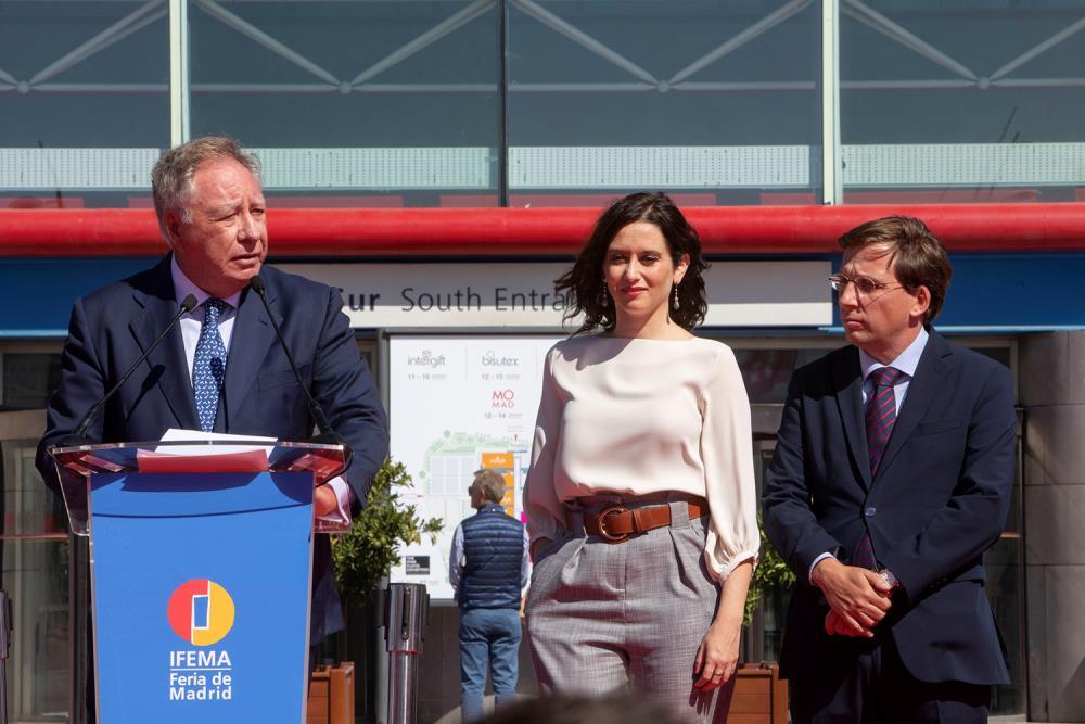 Ifema anuncia en su 40 aniversario el proyecto ampliación en Valdebebas