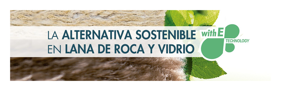 Knauf Insulation introduce la lana de roca sostenible en España