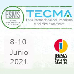 TECMA 2021 | Feria Internacional de urbanismo y medio ambiente